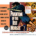 Phantom Of The Rue, Patricia Medina by Everett
