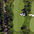 Philadelphia Cricket Club Militia Hill Golf Course 13th Hole Print by Duncan Pearson