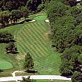 Philadelphia Cricket Club St Martins Golf Course 4th Hole 415 W Willow Grove Ave Phila PA 19118 Print by Duncan Pearson