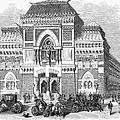 Philadelphia: Museum, 1876 by Granger