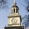 Philadelphias Independence Hall by Tim Laman