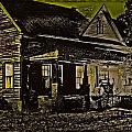 Photos In An Attic - Homestead by Leslie Revels Andrews