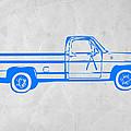 Pick Up Truck by Naxart Studio