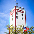 Picture Of Frankfort Grainery In Frankfort Illinois by Paul Velgos