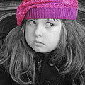 Pink Hat by ChelsyLotze International Studio