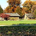 Pioneer Village 1 by Franklin Conour