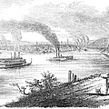 Pittsburgh, 1853 by Granger
