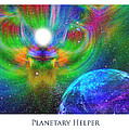 Planetary Helper by Jeff Haworth