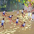 Playground Sri Lanka by Andrew Macara