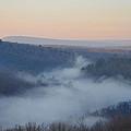 Pocono Mist by Bill Cannon
