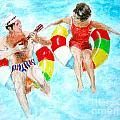 Pool by Beth Saffer