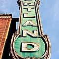 Portland Print by Cathie Tyler