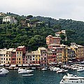 Portofino Dreaming by Marilyn Dunlap