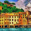 Portofino II by George Rossidis