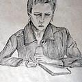 Portrait Of Haley Golz by Jana Barros
