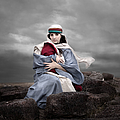 Portrait Of Mary by Cindy Singleton