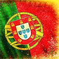 Portugal Flag  by Setsiri Silapasuwanchai