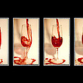 Pouring Red Wine by Svetlana Sewell