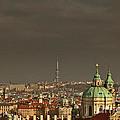 Prague - A Symphony In Stone by Christine Till