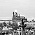 Prague - City Of A Hundred Spires by Christine Till