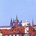 Prague Castle by Steve Huang
