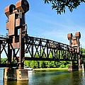 Prescott Lift Bridge by Kristin Elmquist