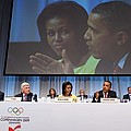President And Michelle Obama Answer by Everett