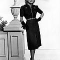 Priscilla Lane, 1938 by Everett