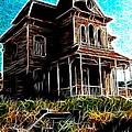 Psycho House by Paul Van Scott