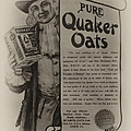 Pure Quaker Oates by Bill Cannon