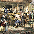 Puritans: Punishment, 1670s by Granger