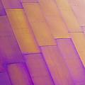 Purple Orange I by Chris Dutton