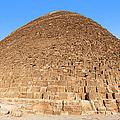 Pyramid Giza. by Jane Rix