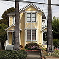 Quaint House Architecture - Benicia California - 5d18591 by Wingsdomain Art and Photography