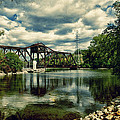 Rail Swing Bridge by Joel Witmeyer