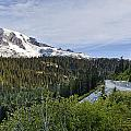 Rainier Journey by Mike Reid