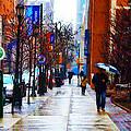Rainy Day Feeling by Bill Cannon