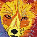 Red Fox by Peggy Quinn