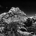 Red Rock Canyon At Spring Mountain by David Patterson