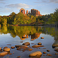 Red Rock Crossing Arizona by Tim Fitzharris