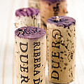 Red Wine Corks From Ribera Del Duero by Frank Tschakert