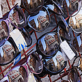 Reflections In Sunglasses by Jeremy Woodhouse