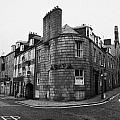 Regent Quay And Marischal Street Aberdeen Scotland Uk by Joe Fox