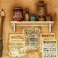 Relics Of The Old West by Sandra Bronstein