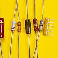 Resistors by Andrew Lambert Photography