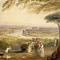 Richmond Terrace by Joseph Mallord William Turner