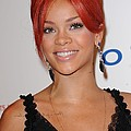 Rihanna At Arrivals For Dkms 5th Annual by Everett
