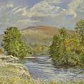 River Spey - Kinrara by Tim Scott Bolton