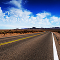 Road Through Rural Area by Jacobs Stock Photography