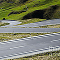 Road With Curves by Mats Silvan